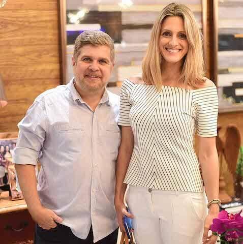 Anderson Macedo e Fernanda Mancini