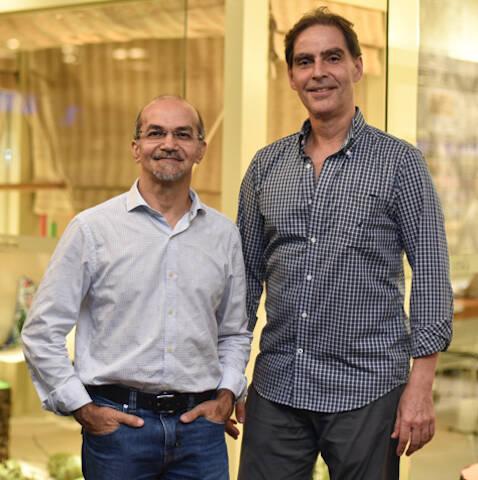 Chico Viana e Guido Santana
