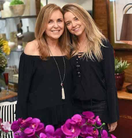 Eliane e Patricia Couto