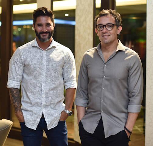 Fabio Bouillet e Rodrigo Jorge