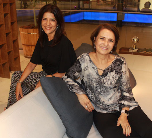 Cristina Bezamat e Laura Bezamat