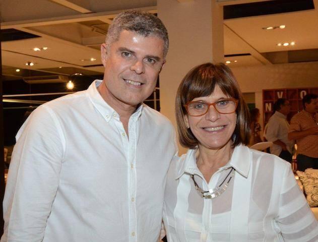 Jorge Nascimento e Riva Crosman