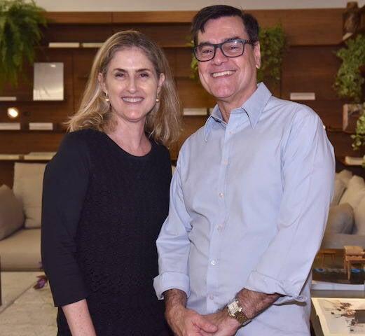 Marise Kessel e Ivo Wanderley