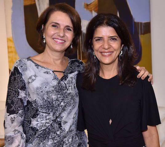 Laura Bezamat e Cristina Bezamat