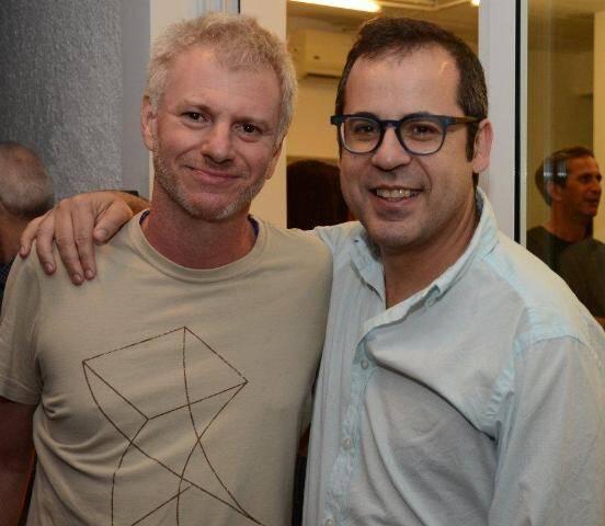 Márcio Botner e Daniel Roesler