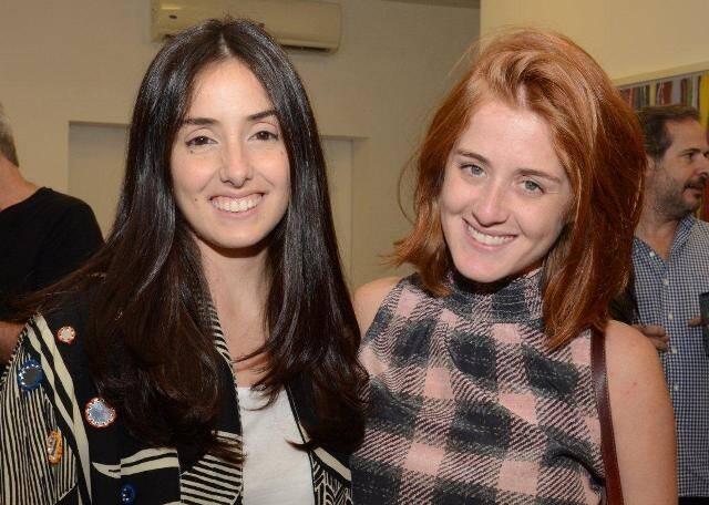 Maria Antônia Ferraz e Cecília Geyer