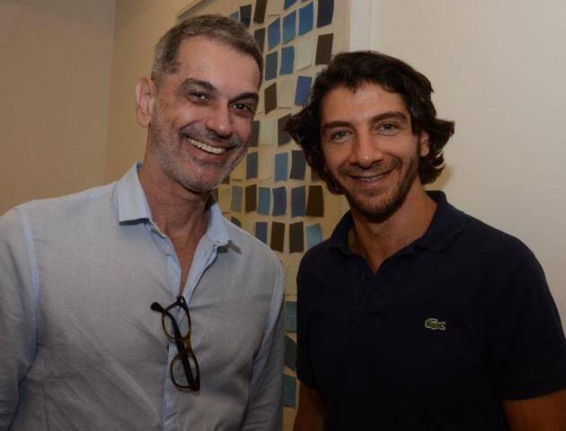 Mario Canivello e Fabio Szwarcwald
