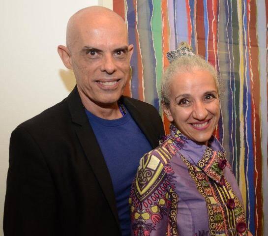 Zemog e Rita Dias