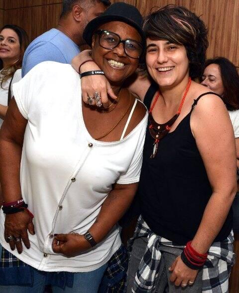 Sandra de Sá e Simone Floresta