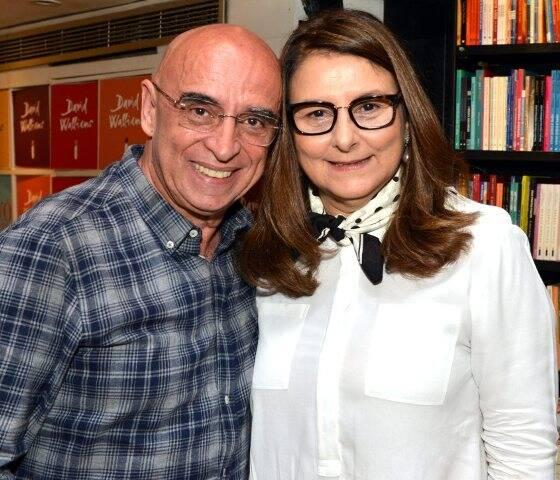 Mário Heringer e Rosângela Furtado