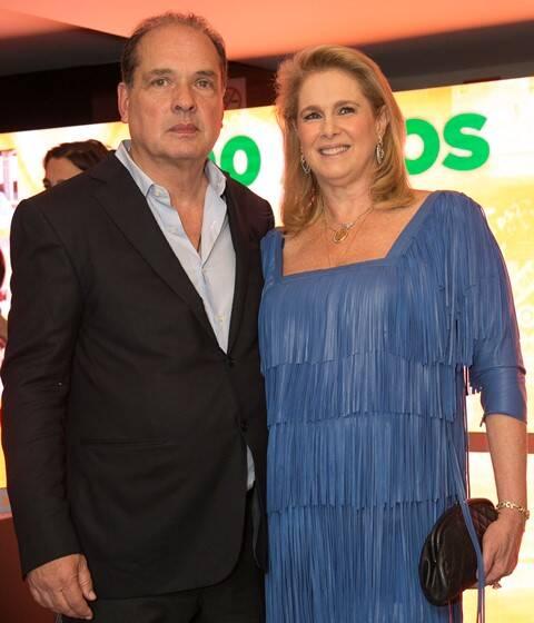 Luiz e Glória Severiano Ribeiro