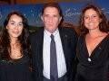 """AMIGOS DE BÚZIOS E SAINT-TROPEZ"" — MARCIA REGO MONTEIRO, O PREFEITO DE SAINT-TROPEZ, JEAN-MICHEL COUVE E ADRIANA SALITURO"