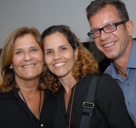 """ANIVERSÁRIO SCARLET"" — MÔNICA SILVEIRA, JOANA MOTTA E LEMA BRANCANTE MACHADO /Foto: Marco Rodrigues"