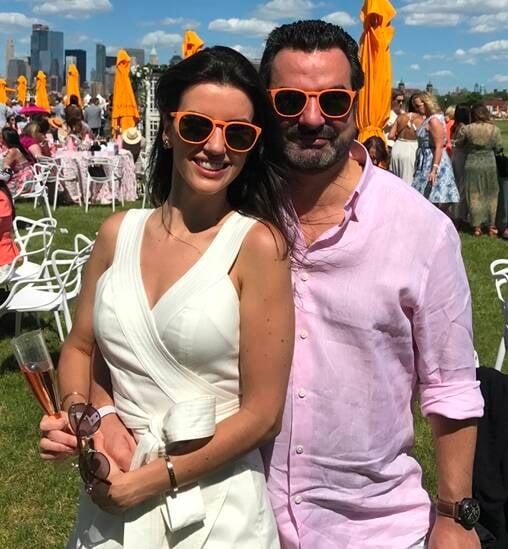 Luiza e Fernando Vieira Santos