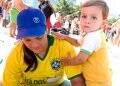 """""""RIO 2016"""" — UM FERVOROSO TORCEDOR DO FUTURO /Foto: Rogerio Ehrlich"""