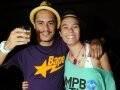"""MPB DE BRAÇOS ABERTOS"" — MARCELO D2 E MARIA GADÚ /Foto: Cristina Granato"