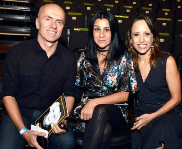 Gringo Cardia, Cris Larin e Ana Kutner