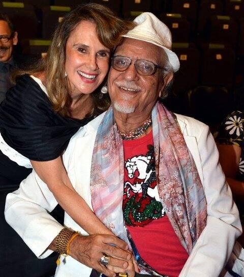 Xuxa Lopes e Amir Haddad