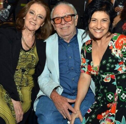 Norma Thiré, Emiliano Queiróz e Maria Siman