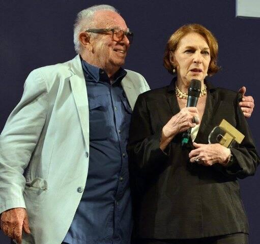 Emiliano Queiróz e Suzana Faini