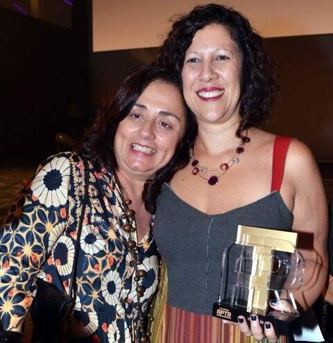 Alessandra Reis e Andréa Alves