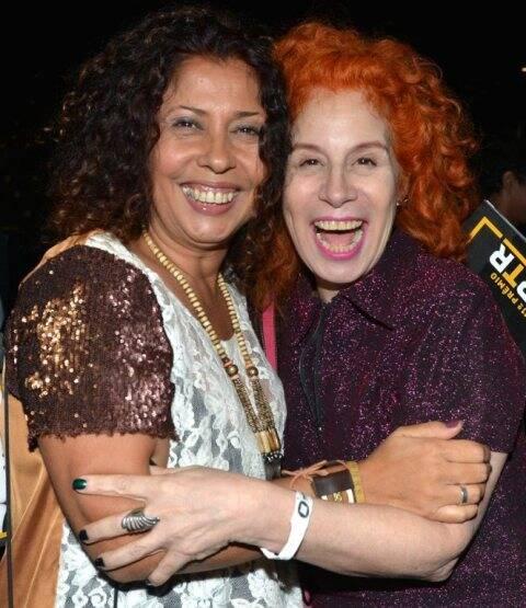 Ana Luisa Lima e Bia Junqueira