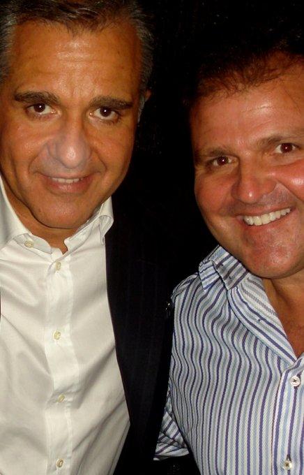 """ANIVERSÁRIO HAMYLTON PADILHA"" — JULIO LOPES E ALEXANDRE CARVALHO /Foto: Lu Lacerda"