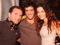 """FESTA PAH PAH PAH"" — DJ BUGA, LEANDRO SLAIB E ISABELA MENEZES /Foto: Paulo de Deus"