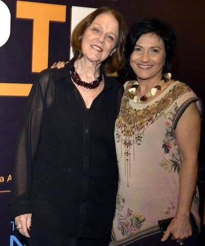 Norma Thiré e Maria Siman