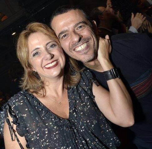 Letícia Isnard e Gustavo Gasparini