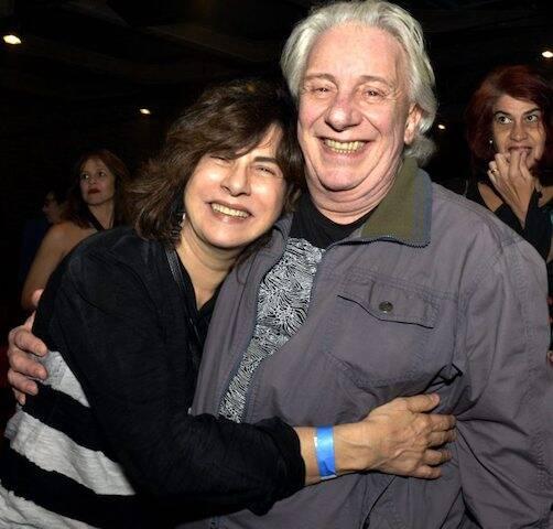 Denise Bandeira e Marco Nanini
