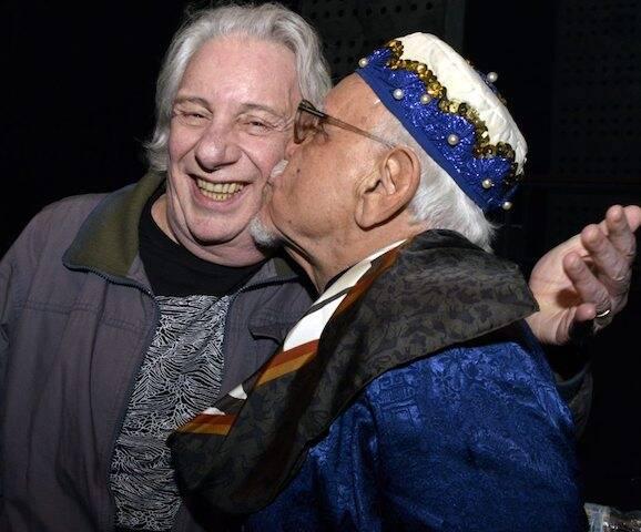 Marco Nanini e Amir Haddad