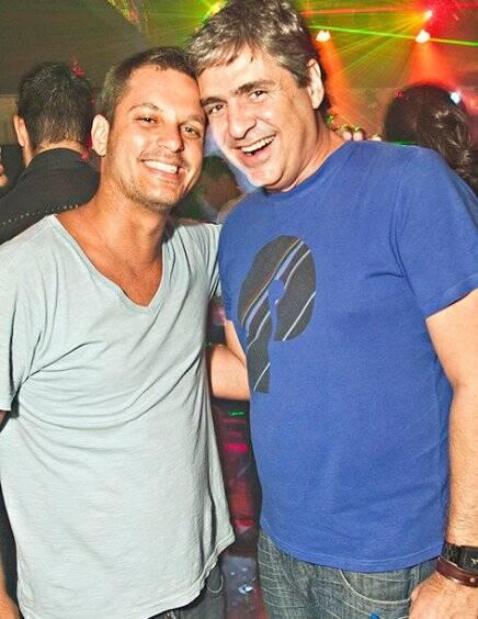 """""""DESFILE E FESTA DA CANTÃO"""" — RICK YATES E TONI OLIVEIRA /Foto: Bruno Ryfer"""