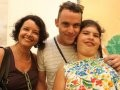 """GALERIA SILVIA CINTRA + BOX 4"" — MARCIA MELO, MATEUS ROCHA PITA E CLARA RIO BRANCO /Foto: Gianne Carvalho (AGi9)"