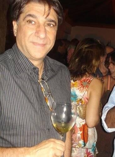 """""""ANIVERSÁRIO LUCIANA BRAFMAN"""" — RICARDO TRANJAN"""