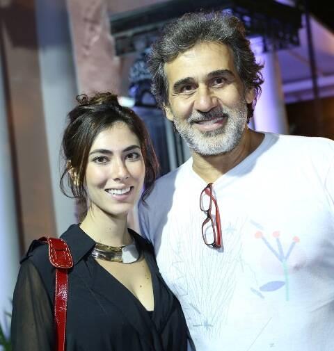 Talitha Rossi e Marcos Prado