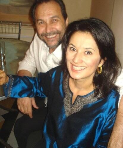 """""""FEIJOADA VOGUE"""" — ROBERTO PEREZ E TICIANA AZEVEDO"""
