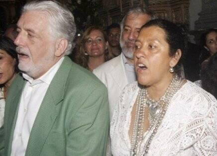 """""""DONA CANÔ"""" — O GOVERNADOR DA BAHIA JAQUES WAGNER E REGINA CASÉ"""