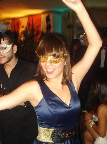 """""""BAL MASQUÉ"""" — LUCIA FAIRON"""
