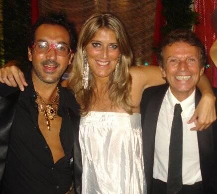 """""""BAL MASQUÉ"""" — IRAJÁ CARNEIRO, ALESSANDRA DE OLIVEIRA E MARCO RODRIGUES"""