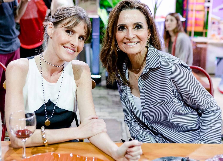 Juliana Lenz e Andrea Natal  /Foto: Bruno Ryfer
