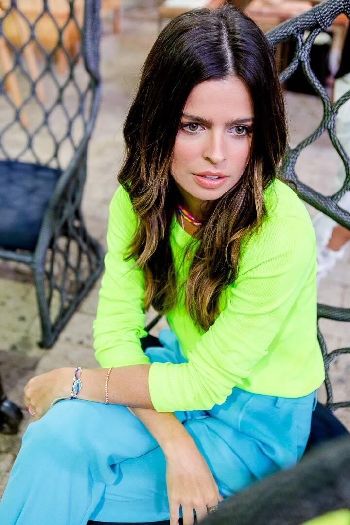 Liza Canha  /Foto: Bruno Ryfer
