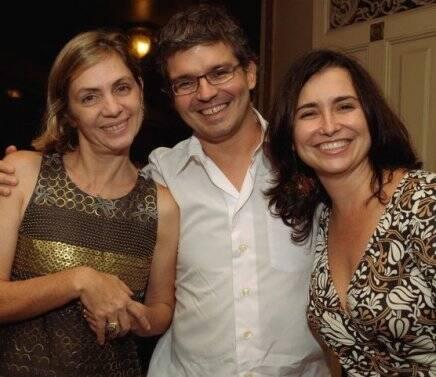 """BALÉ GISELLE"" — CARLA CAMURATI, JOÃO JARDIM E ADRIANA RATTES /Foto: Cristina Granato"