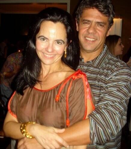 """""""ANIVERSÁRIO NANDO"""" — MARIA CHRISTINA E LUIZ CLÁUDIO ALVES"""