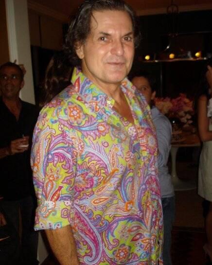"""ANIVERSÁRIO NANDO"" — JIMMY BASTIAN PINTO"