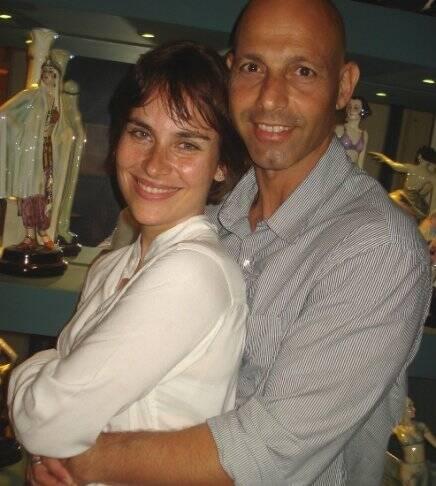 """""""ANIVERSÁRIO NANDO"""" — ROBERTA MURICY E PAOLO VERTILLO"""