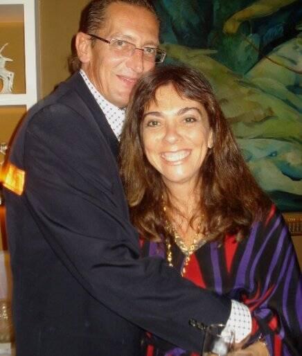 """""""ANIVERSÁRIO NANDO"""" — ANDERS PAULSON E ANA LUÍZA RÊGO"""