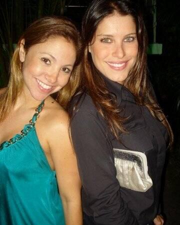 """""""RIO+15"""" — ALESSANDRA AMARAL E ANA LUIZA CASTRO"""