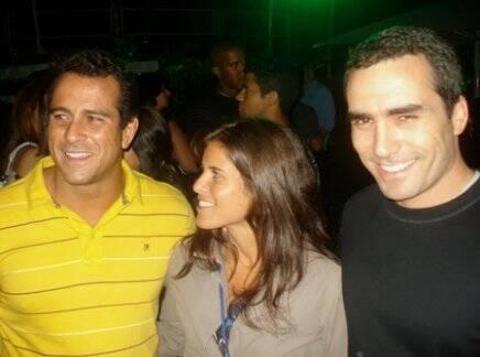 """RIO+15"" — CARLOS VASCONCELOS, PATRÍCIA PACOTE E PAULINHO ROSSI"