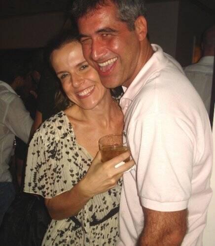 """""""FESTA LETÍCIA BIRKHEUER"""" — MARIA MONTEIRO DE CARVALHO E FERNANDO EDUARDO CARDOSO, O TICO"""